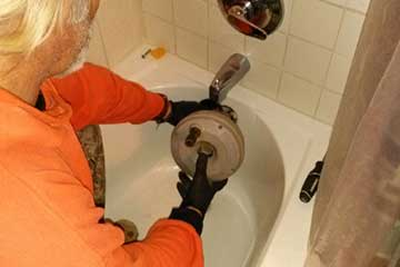 Atlanta drain cleaning, rooter, and drain snaking.